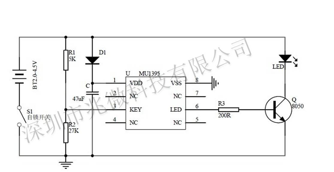手自动自锁plc电路接线图